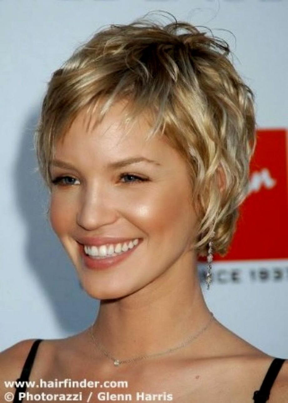 Short Hairstyles For Women Over 60 | Hairstyles Ideas With Most Current Pixie Hairstyles Without Bangs (View 6 of 15)
