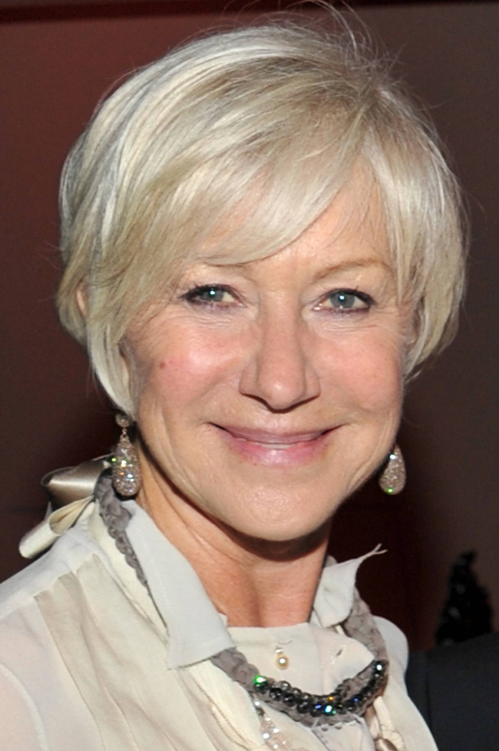 Short Hairstyles Grey Hair – Hairstyle For Women & Man Pertaining To Latest Gray Hair Pixie Hairstyles (View 13 of 15)