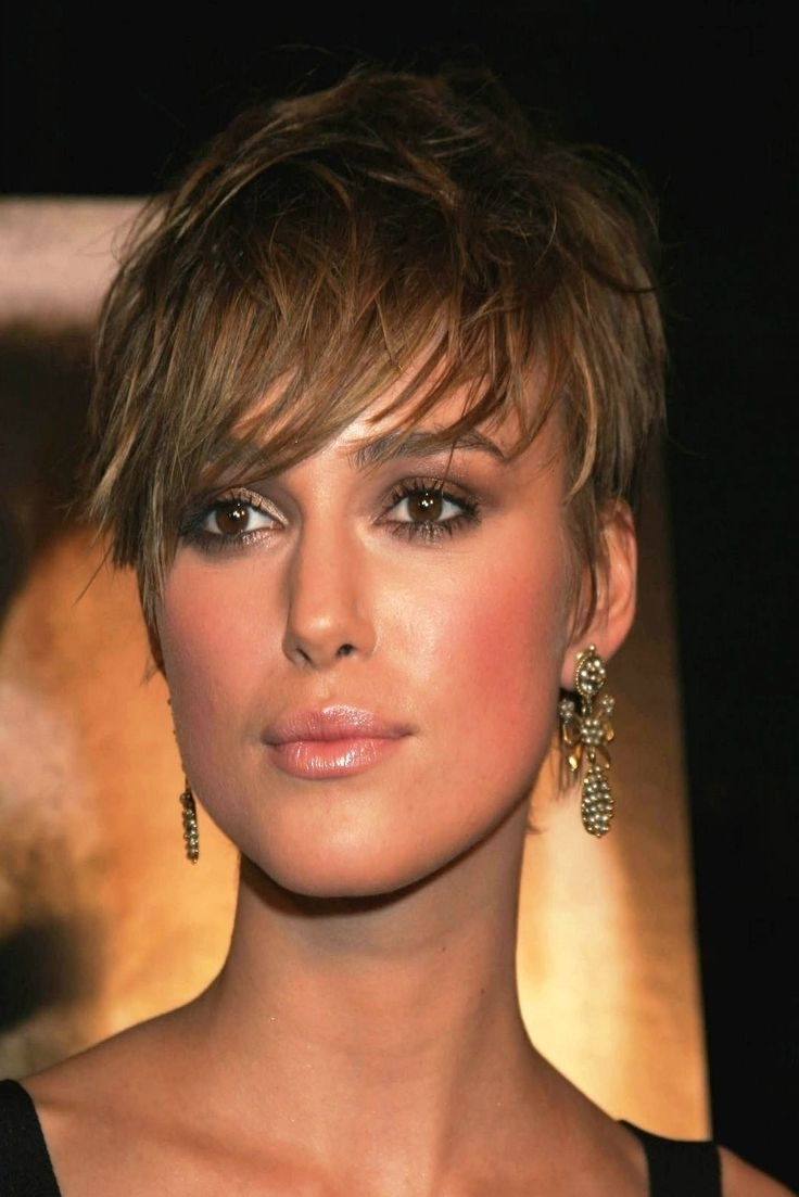 Short Light Brown Hairstyles For Women 1000 Images About Pixie For Current Brown Pixie Hairstyles (View 6 of 15)