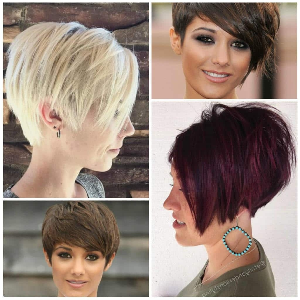 Photos of Short Bob Pixie Hairstyles (Showing 5 of 15 Photos)