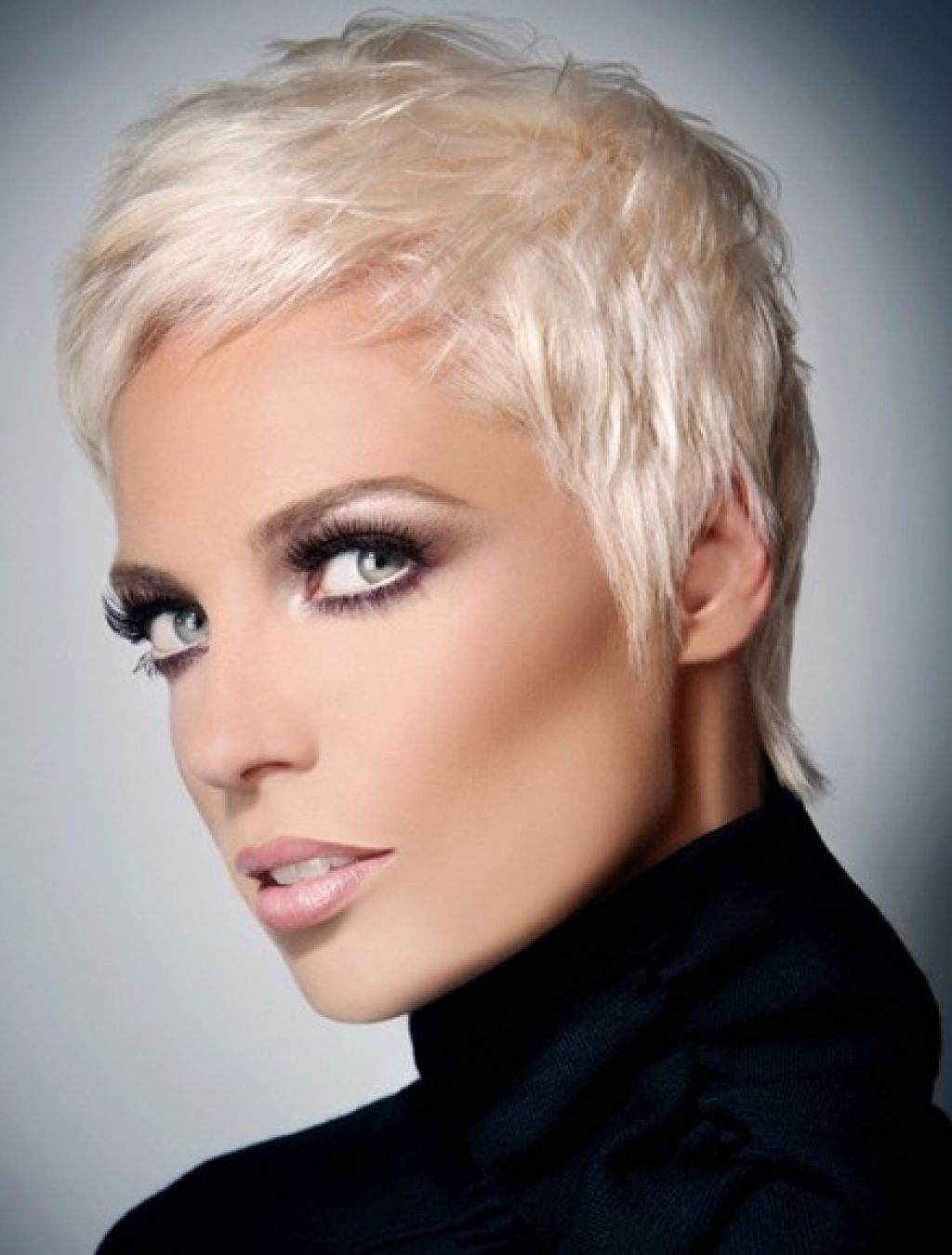Short Pixie Haircuts For Gray Hair 34 Pixie Hairstyles And Cuts With 2018 Gray Hair Pixie Hairstyles (View 6 of 15)