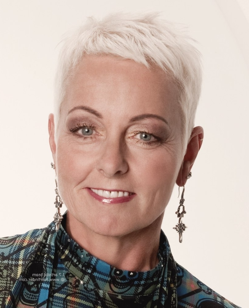 Short Pixie Haircuts For Older Women 34 With Short Pixie Haircuts For Most Recently Pixie Hairstyles For Older Ladies (View 5 of 15)
