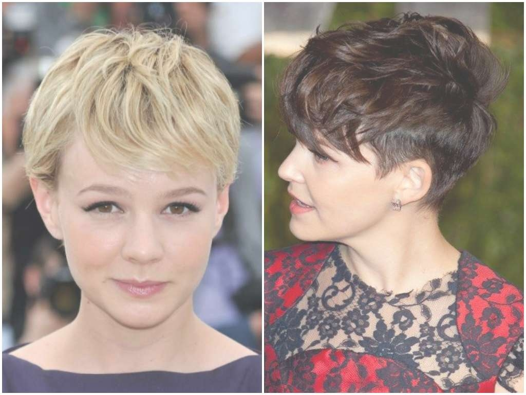 Short Pixie Haircuts For Women 2017 | Cute Pixie Cuts And Hairstyles Intended For Recent Pixie Hairstyles (View 14 of 16)
