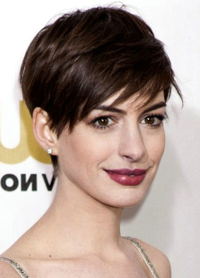 Short Pixie Haircuts For Women 40 Best Pixie Cuts Iconic Celebrity Throughout Most Popular Modern Pixie Hairstyles (View 7 of 15)