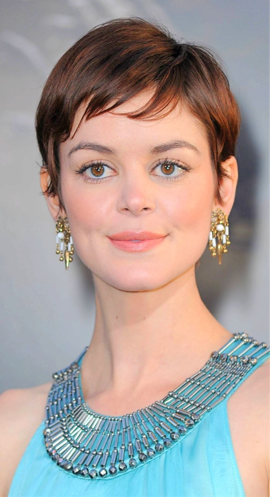 Short Pixie Hairstyles For Curly Hair Intended For Latest Pixie Hairstyles With Curly Hair (View 22 of 33)