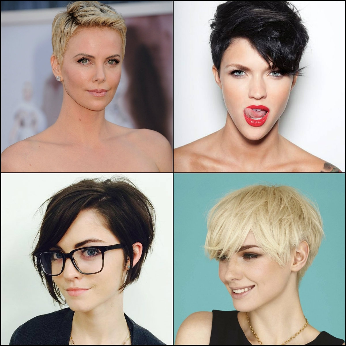 Short Pixie Hairstyles Of Our Times   Pretty Hairstyles For Current Pixie Hairstyles Accessories (View 12 of 15)
