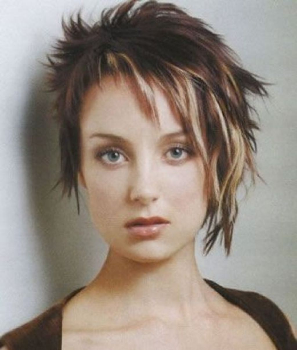 Short Punk Hairstyles For Women | Cosmo Glam | Pinterest | Short For Most Current Punk Rock Pixie Hairstyles (View 11 of 15)