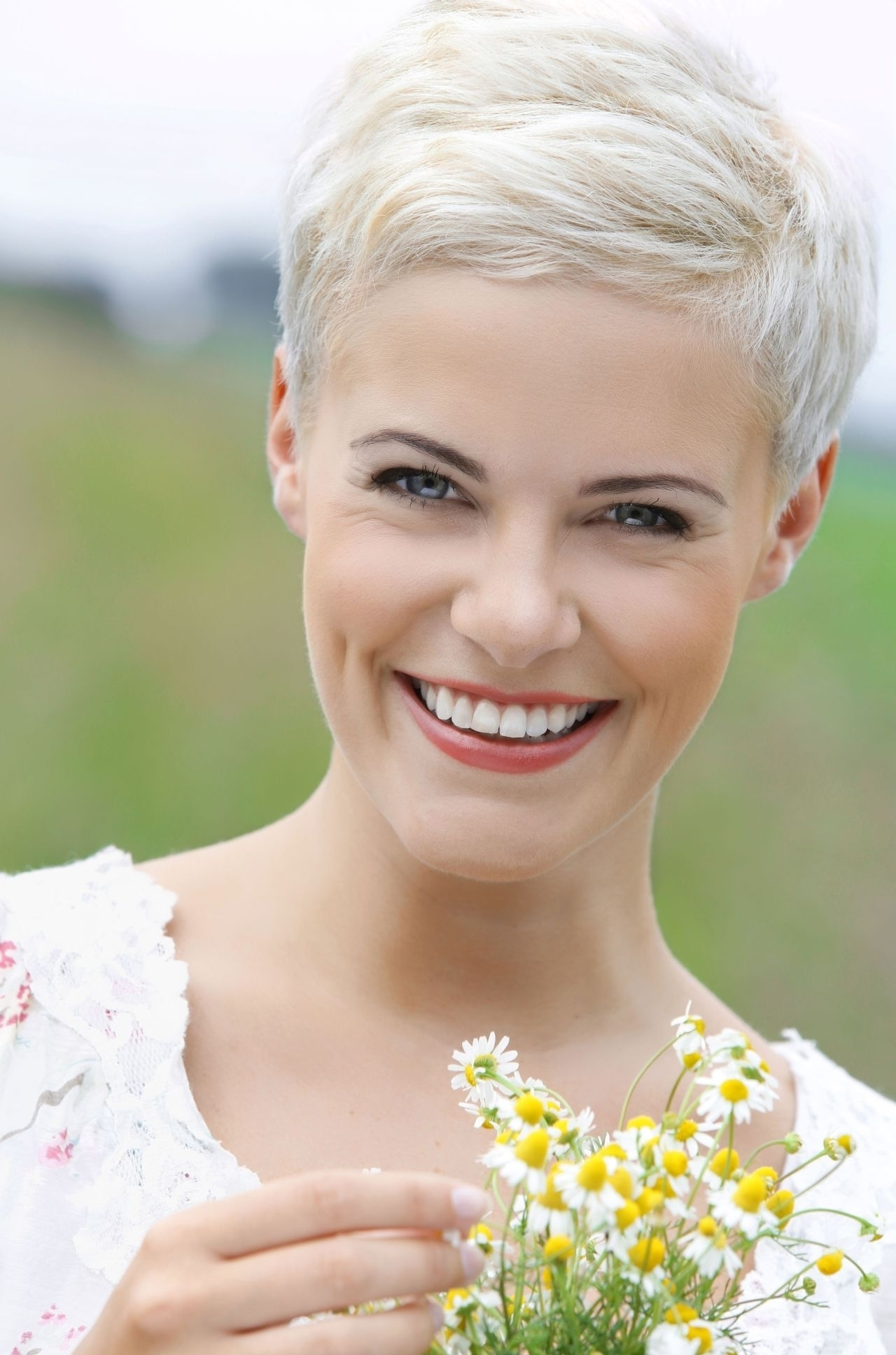 Short Shaggy Pixie Hairstyles Intended For Latest Extremely Short Pixie Hairstyles (View 9 of 15)