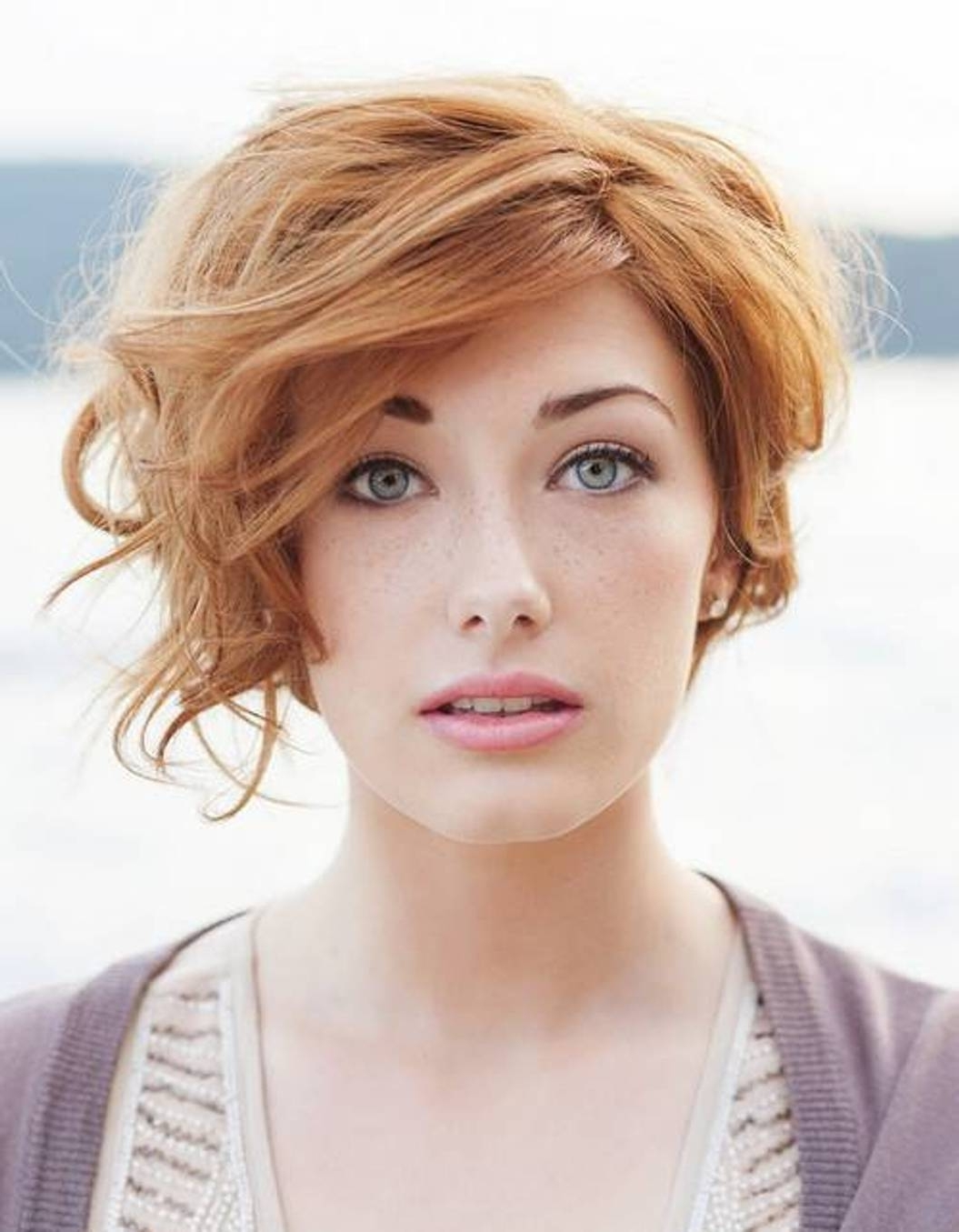 Short Side Swept Hairstyles For Women | Hair | Pinterest | Side Intended For Best And Newest Pixie Hairstyles With Long Side Swept Bangs (View 14 of 15)