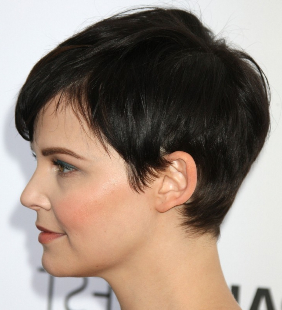 Short Wedge Hairstyles For Women – Hairstyles Weekly With Modified Inside Most Recently Modified Pixie Hairstyles (View 4 of 15)