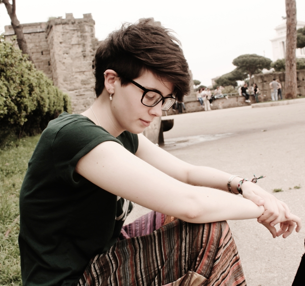 Silvia Del Barrio Gorines Nunez | Potentials | Pinterest | Haircut Throughout Most Current Punk Pixie Hairstyles (View 12 of 15)