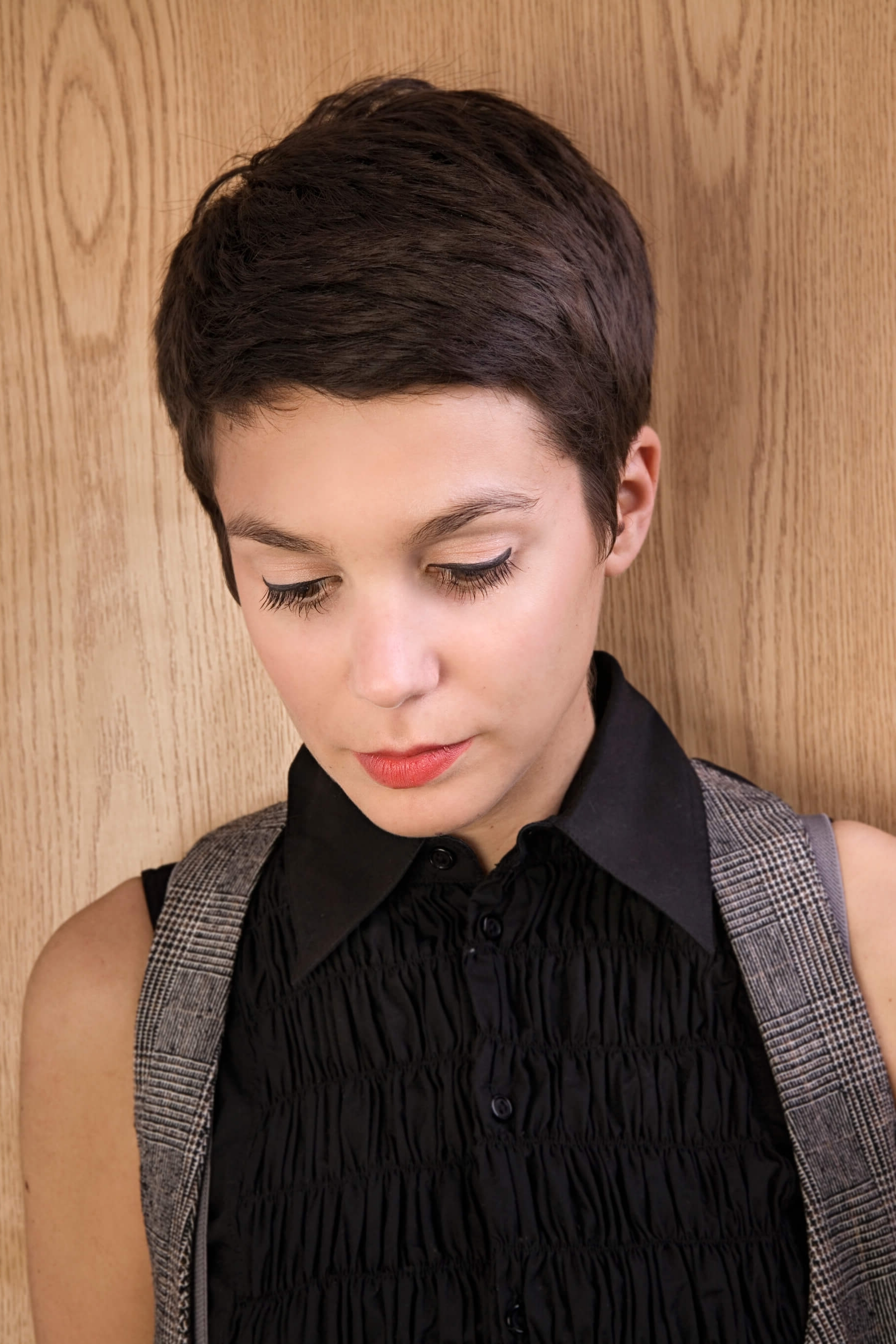 Featured Photo of Pixie Hairstyles Without Bangs
