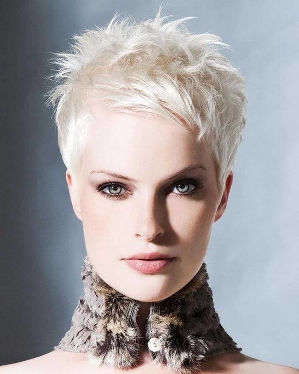 Super Very Short Pixie Haircuts & Hair Colors For 2018 2019 | Page Throughout Newest Extremely Short Pixie Hairstyles (View 14 of 15)