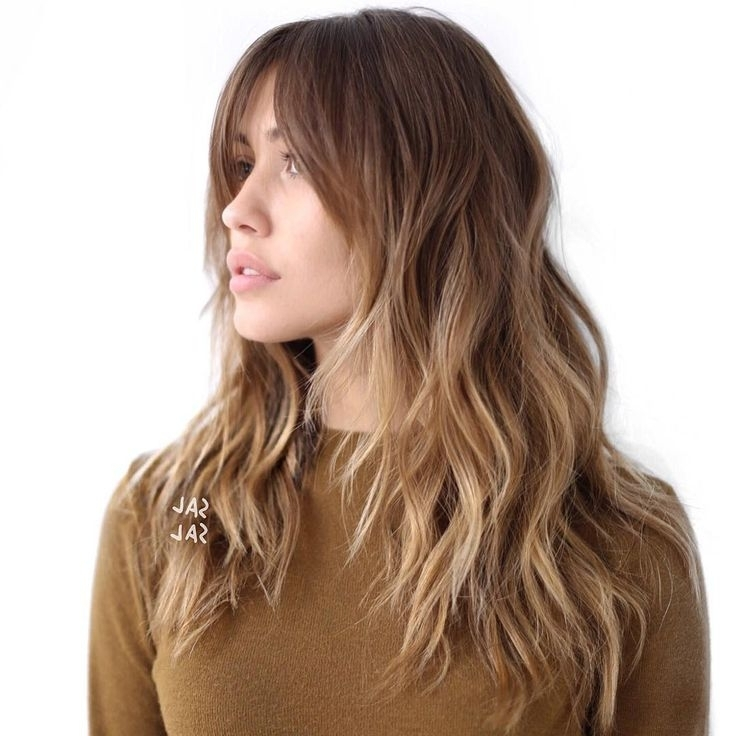 15 Ideas Of Layered Shaggy Hairstyles For Long Hair