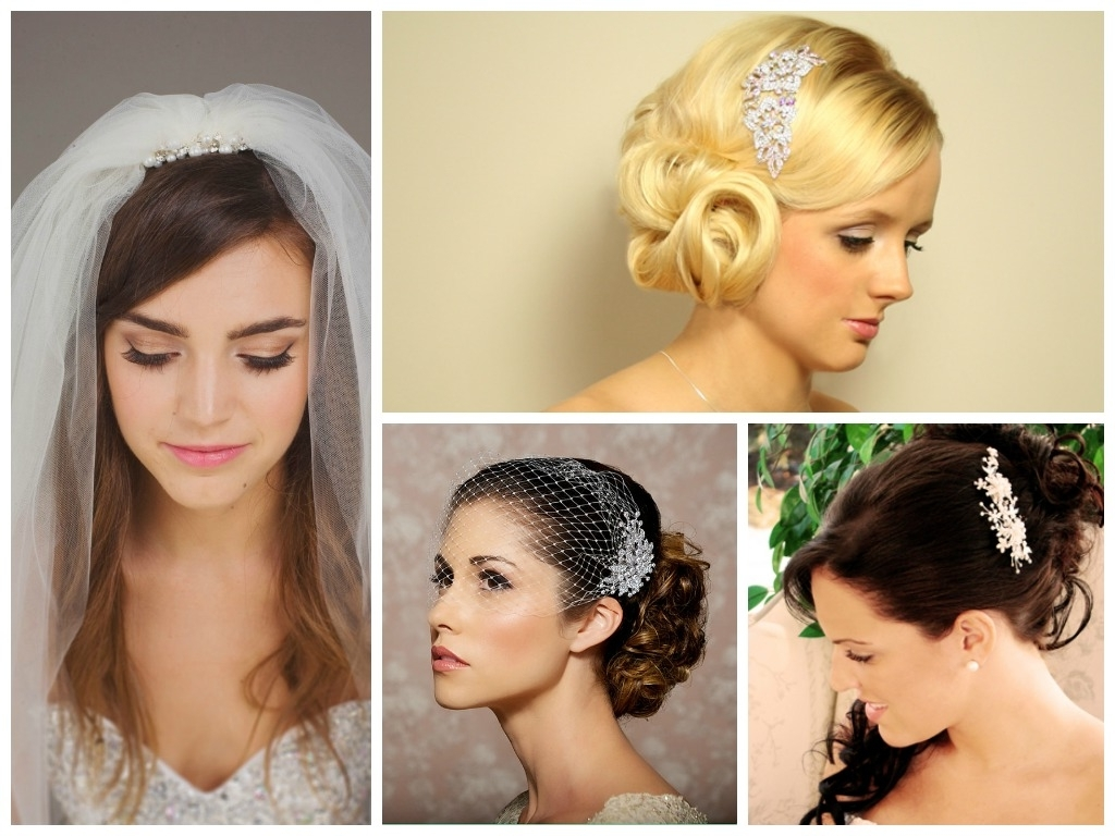 The Most Popular Hair Accessories For Your Wedding Hairstyle Pertaining To Recent Pixie Hairstyles Accessories (View 10 of 15)