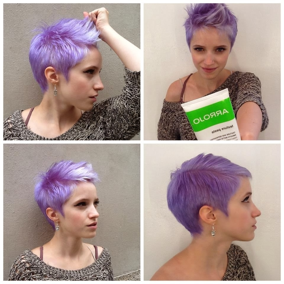 The Randomness Of Twee: Fat Punk Rock Pixie | Hair | Pinterest Intended For 2018 Punk Pixie Hairstyles (View 14 of 15)