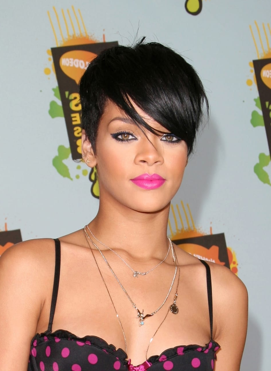 The Right Pixie Cut For Your Face Shape Throughout Most Recent Pixie Hairstyles For Long Faces (View 12 of 15)
