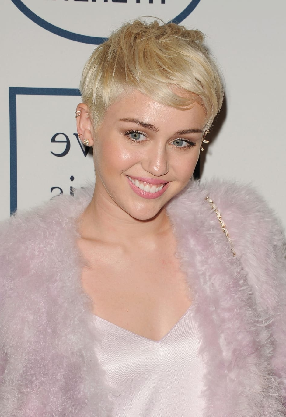 The Right Pixie Cut For Your Face Shape Throughout Newest Pixie Hairstyles For Heart Shaped Face (View 3 of 15)