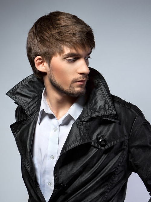 The Top Hairstyles For Thick Hair 2016 | Short Shaggy Hairstyles With Regard To Latest Mens Shaggy Hairstyles Thick Hair (View 3 of 15)