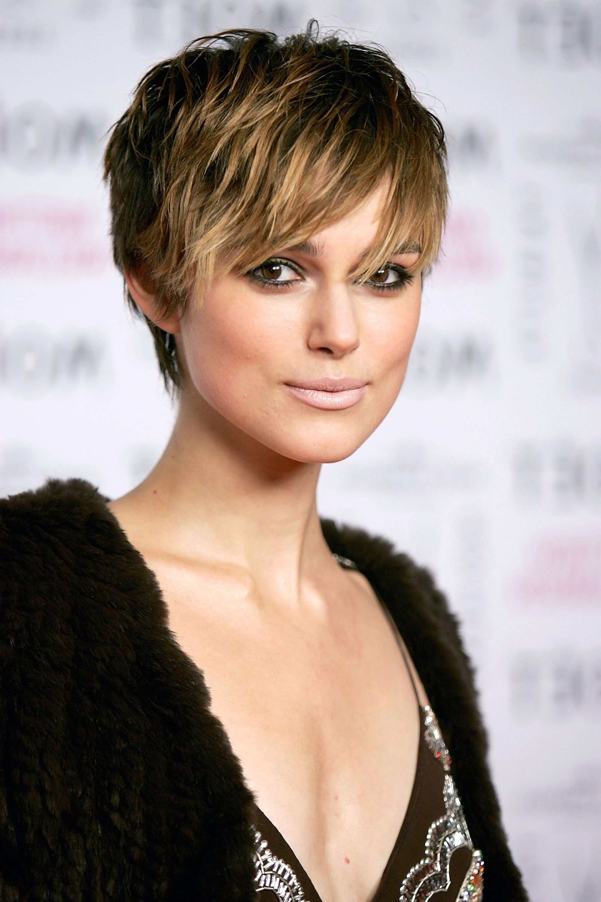 The Top Pixie Haircuts Of All Time | Pixie Haircut, Keira With Most Up To Date Pixie Hairstyles For Square Face (View 2 of 15)