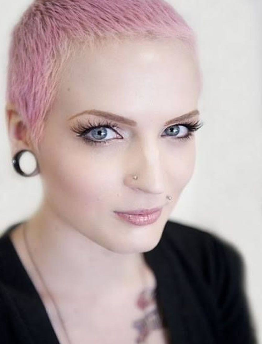 Trend Pixie Haircuts For Thick Hair 2018 2019 : 28 Terrific Pixie Pertaining To Recent Thick Hair Pixie Hairstyles (View 7 of 15)