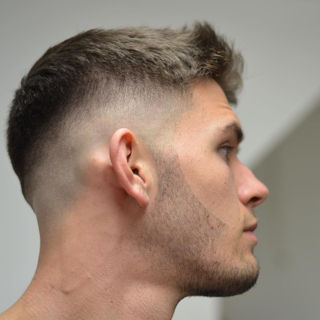 Types Of Fade Haircuts Man 2017 Short Hairstyles For Men 2017 In Current Male Pixie Hairstyles (View 11 of 15)