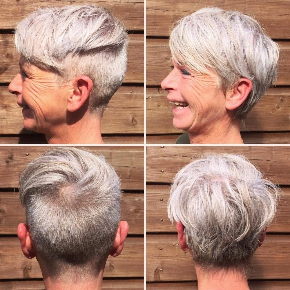 Undercut Pixie Haircut The Best Haircut Of 2018