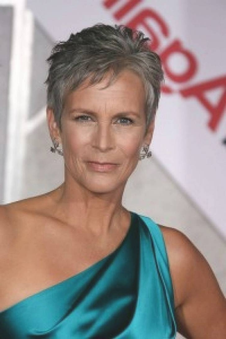 Very Short Cropped Hairstyles Very Short Pixie Hairstyles For For Most Current Pixie Hairstyles For Women Over (View 9 of 15)