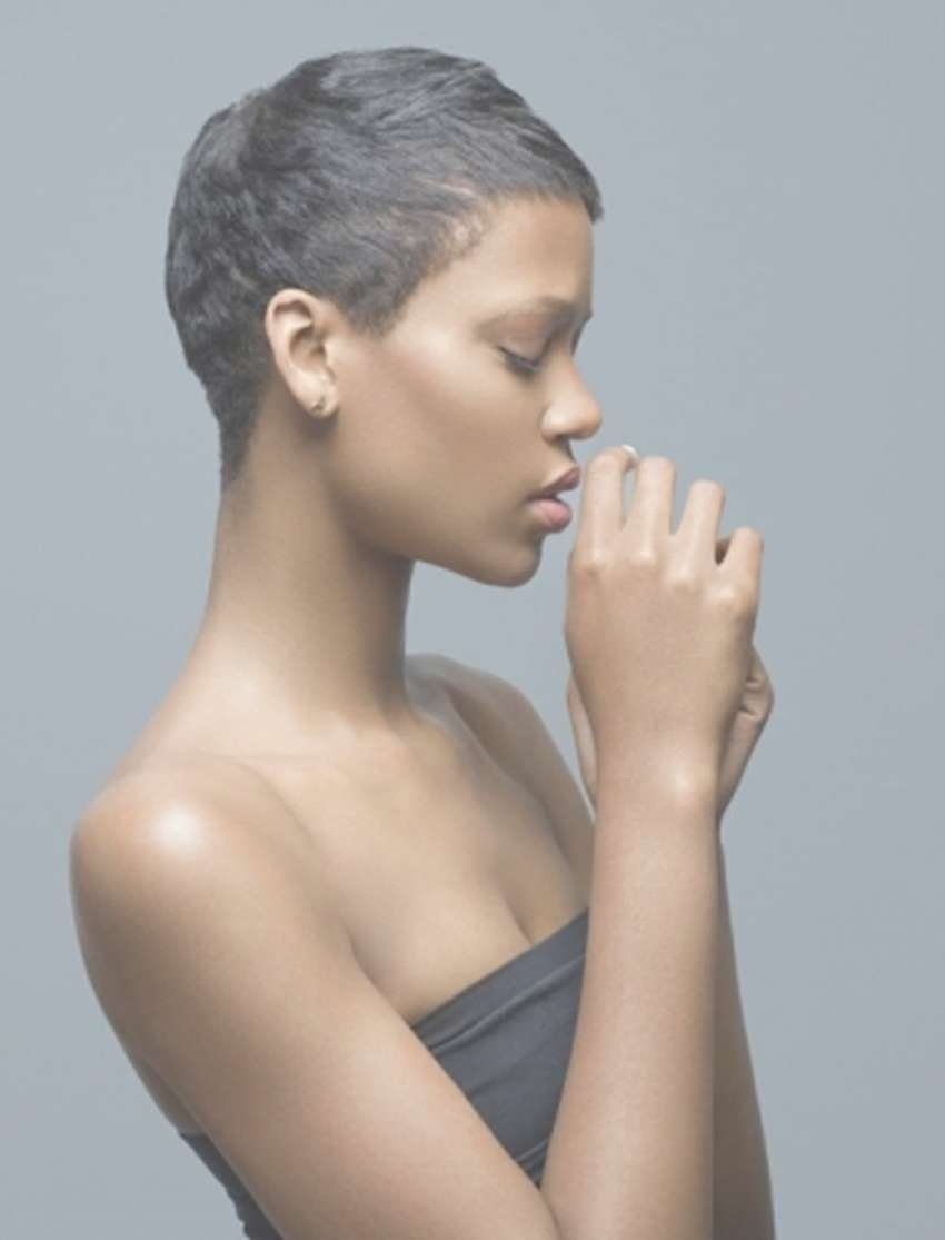 Very Short Pixie Haircut Tutorial & Images For Glorious Women 2017 In Most Recently Black Pixie Hairstyles (View 4 of 15)
