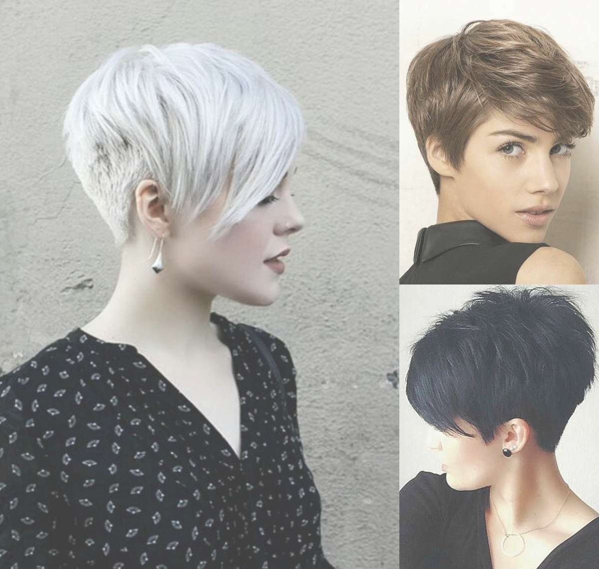 Vibrant Layered Pixie Haircuts 2017   Hairdrome Intended For Most Recently Bob Pixie Hairstyles (View 10 of 12)