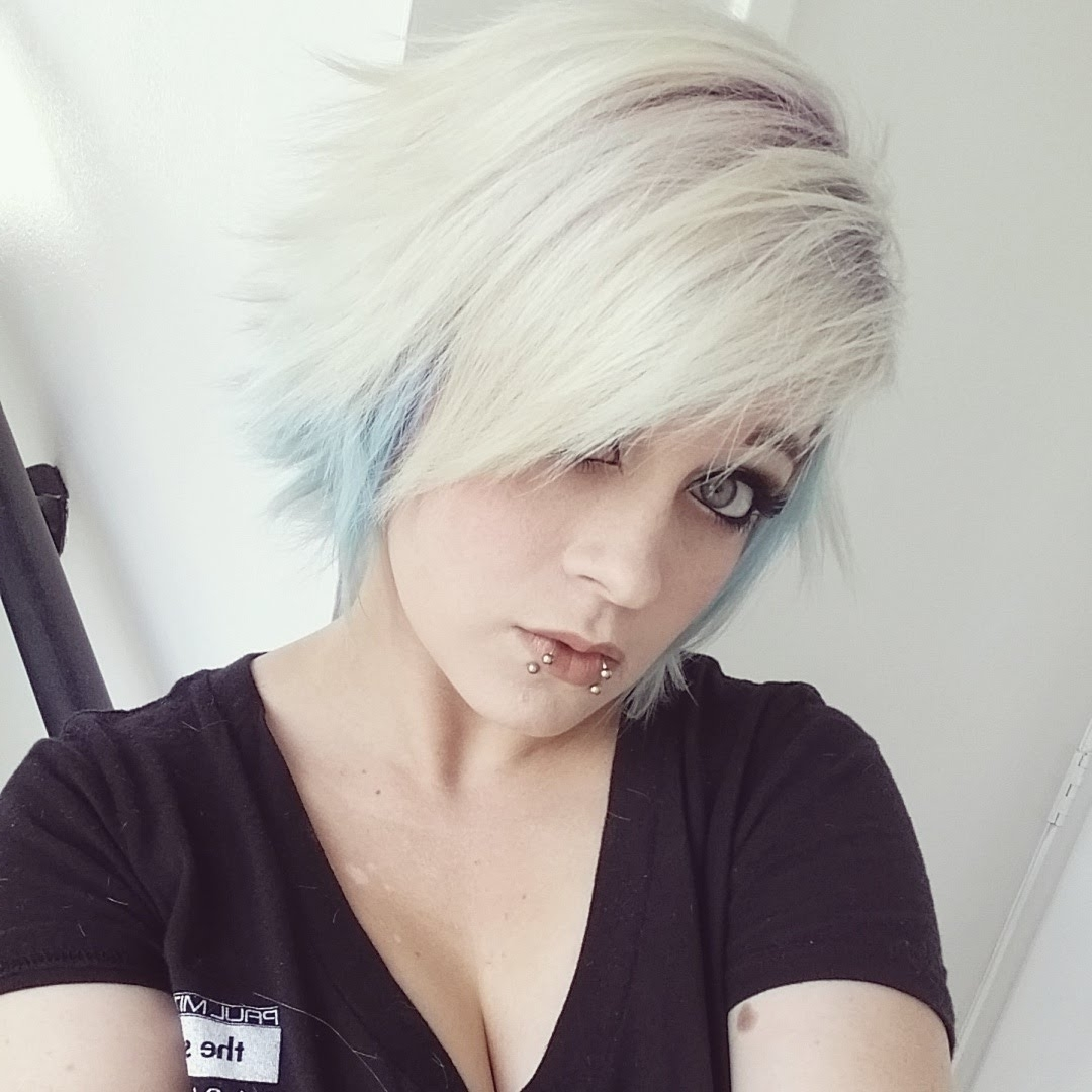 Visual Kei Inspired Punk Pixie Hair | Beauty Tips | Pinterest Within Recent Punk Rock Pixie Hairstyles (View 8 of 15)