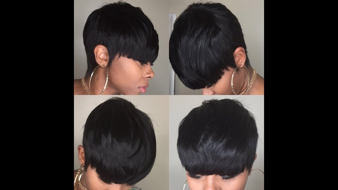 15 The Best Razor Cut Pixie Hairstyles