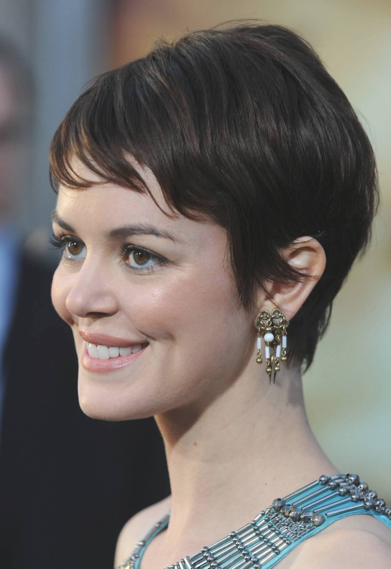 Wavy Pixie Hairstyles Short Wavy Pixie Hairstyles – Hairstyle Fo? With Regard To Most Current Wavy Pixie Hairstyles (View 6 of 15)