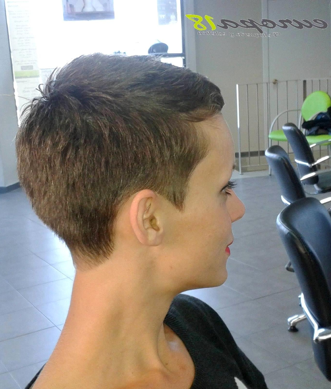What Do You Think Of This Pixie? | Short Hair Beauty | Pinterest Regarding Best And Newest Buzzed Pixie Hairstyles (View 8 of 15)