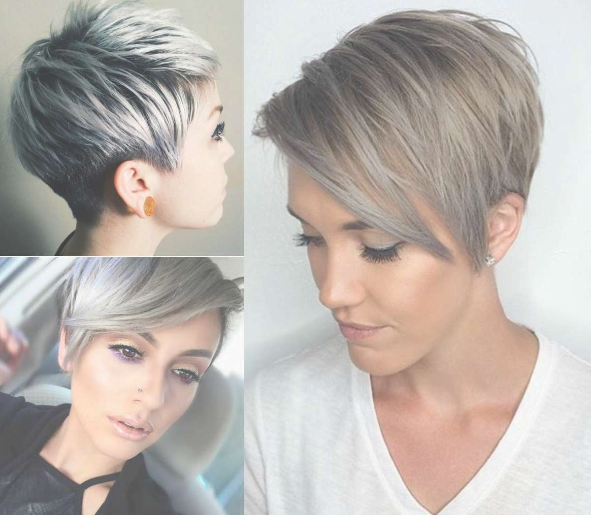 Winter Fit: Extravagant Silver Pixie Haircuts | Hairdrome With Most Recent Pixie Hairstyles (View 4 of 16)