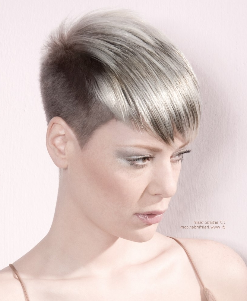 Featured Photo of Buzzed Pixie Hairstyles