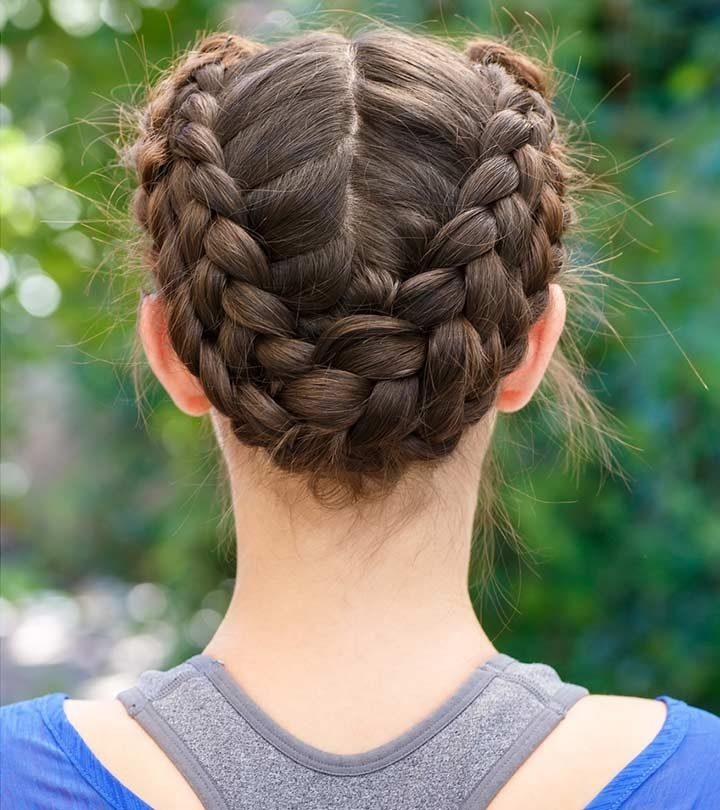 10 Best Updo Hairstyles To Try In 2018 Within Best And Newest New Updo Hairstyles (View 4 of 15)