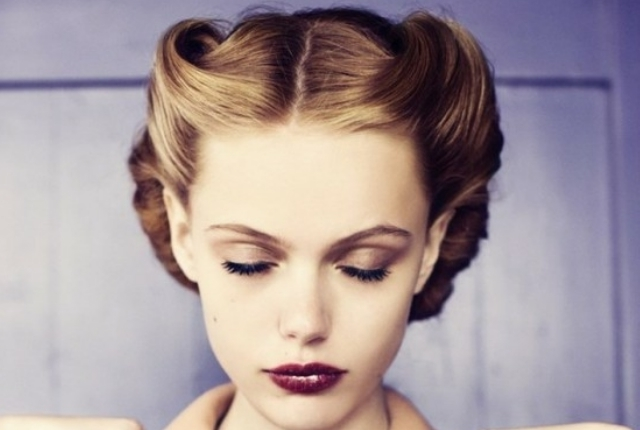 10 Classic And Traditional Updo Hairstyles From The 50's   Gilscosmo Intended For Most Recent 50S Hairstyles Updos (View 15 of 15)