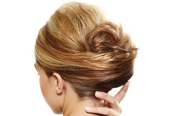 10 Easy (& Glamorous!) Updos For Medium Length Hair In Most Up To Date Cool Updos For Medium Length Hair (View 4 of 15)