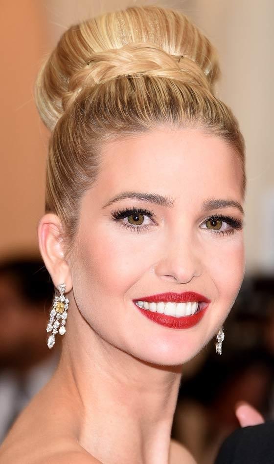 10 Gorgeous Bun Braid Updos To Inspire You Regarding Most Popular Updo Bun Hairstyles (View 6 of 15)