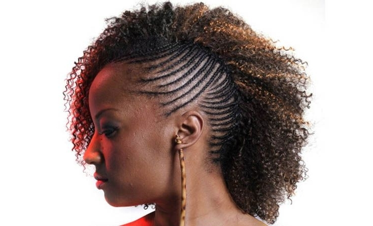10 Most Fashionable Black Updo Hairstyles For Black Women 2015 | If With Most Recent Women's Updo Hairstyles (View 15 of 15)