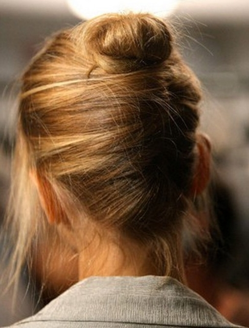 10 Updo Hairstyles For Short Hair – Popular Haircuts Inside Most Up To Date Chic Updos For Long Hair (View 2 of 15)