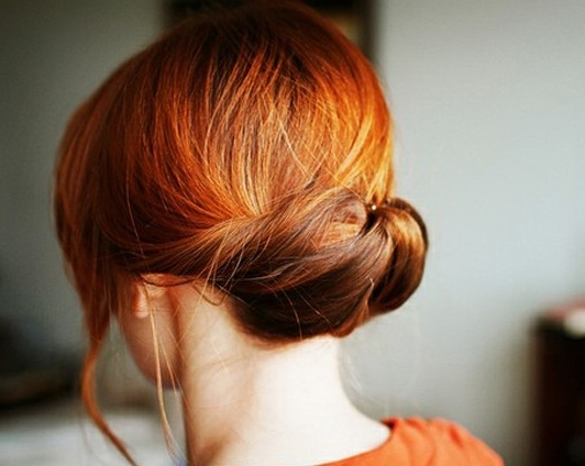 10 Updo Hairstyles For Short Hair – Popular Haircuts With Regard To Most Recently Everyday Updos For Short Hair (View 1 of 15)