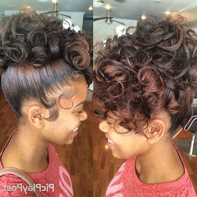 1022 Best Sew In Hairstyles Images On Pinterest | Curls, Hairstyle Within Most Popular Sew In Updo Hairstyles (View 1 of 15)
