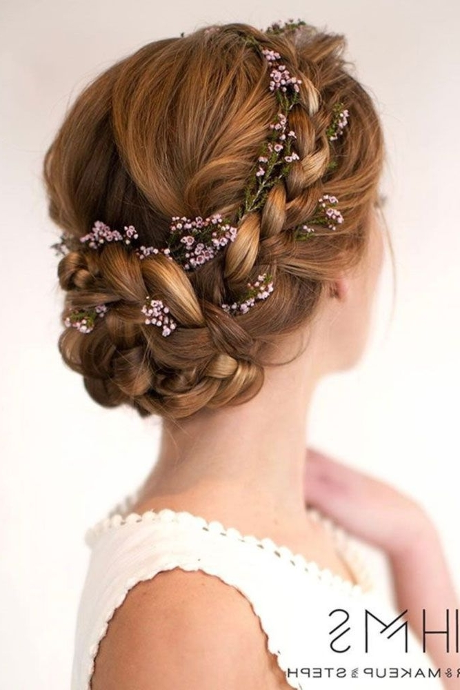 Featured Photo of Fancy Updo Hairstyles