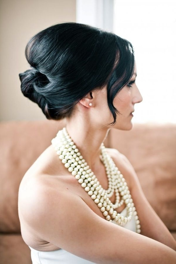 14 Fabulous French Twist Updos – Pretty Designs Pertaining To Current French Twist Updo Hairstyles (View 2 of 15)