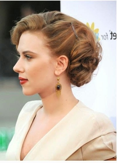 15 Amazing Prom Updos For Long Hair   Try Out Hairstyles Within Most Recent 50S Updo Hairstyles For Long Hair (View 14 of 15)