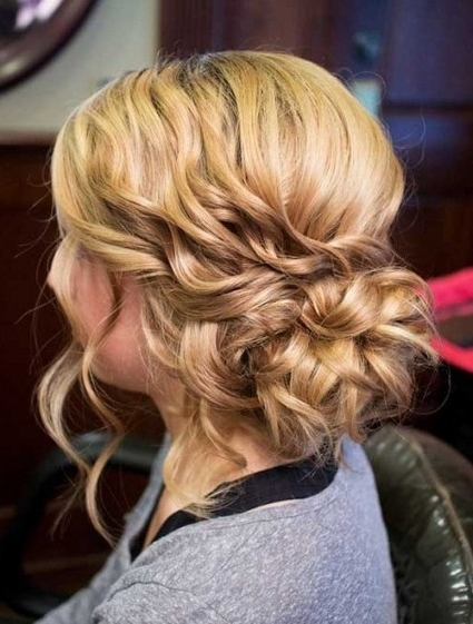 15 Best Messy Buns Hairstyles | Long Hairstyles 2016 – 2017 For Intended For Most Up To Date Messy Bun Updo Hairstyles (View 12 of 15)
