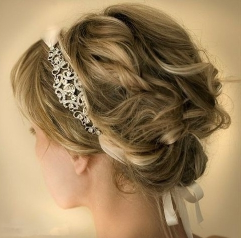 15 Pretty Prom Hairstyles For 2018: Boho, Retro, Edgy Hair Styles With Recent Updo Hairstyles For Short Hair Prom (View 14 of 15)