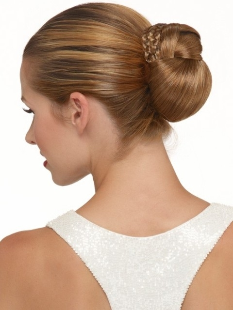 16 Cute Updos For Long Hair Intended For Recent Updo Hairstyles For Straight Hair (View 10 of 15)